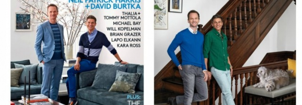 Neil Patrick Harris And David Burtka Have A Nicer House Than Yours