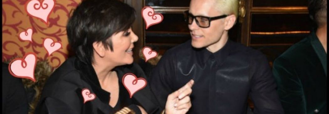 Jared Leto Is Scared To Death Of Kris Jenner's Thirst!