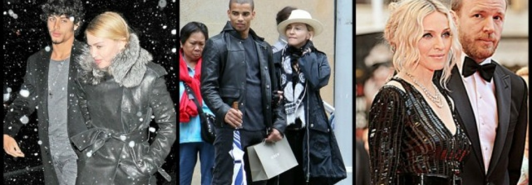 Madonna Will Stick To Dating Hot Young Dancers For A While!