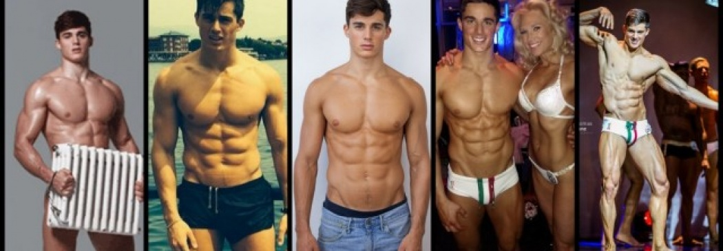 Pietro Boselli: 15 Times He Stripped For Your Viewing Pleasure!