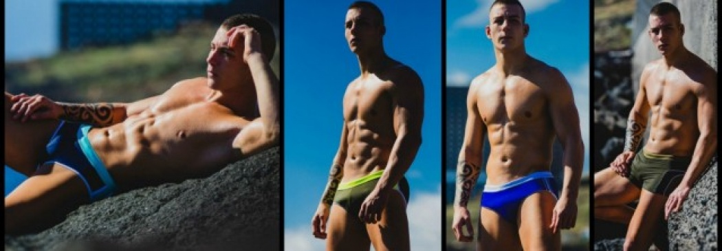 ST33LE Swimwear: Sexy, Skimpy, And Masculine!