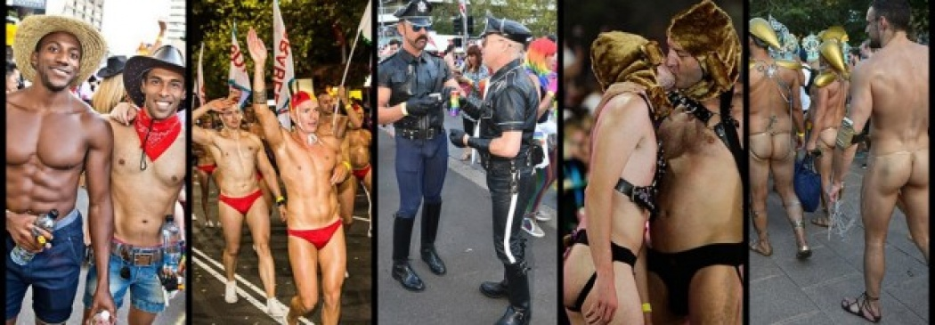 Sydney Mardi Gras: All The Hottest Event Pics!