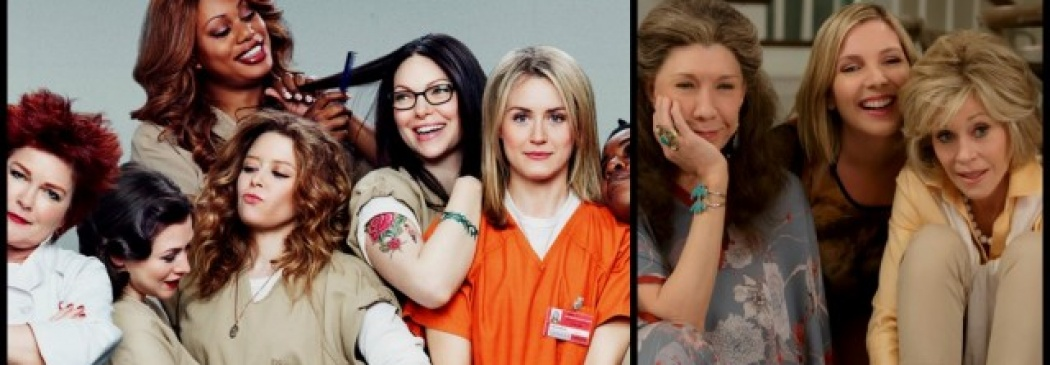 Netflix Date:  Orange Is The New Black And The New Fonda/Tomlin Buddy Comedy