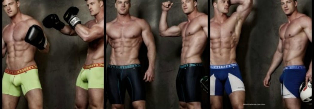 Xtremen Boxers Form To Muscle Hunk Alex