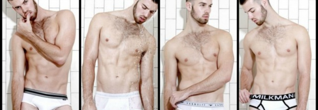What Happens When White Underwear Gets Wet?