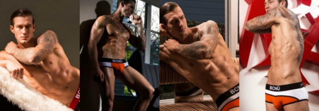 New Eye Candy In The Latest BCNÜ Underwear Collection
