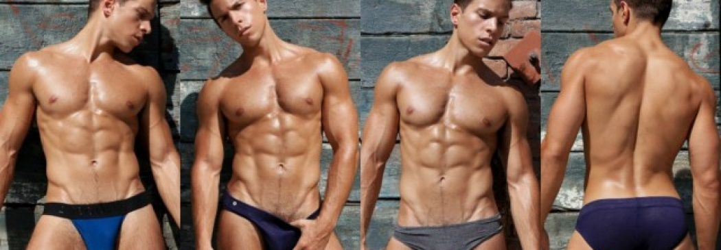 Men's Bikini Underwear: Little Fabric For A Big Bulge