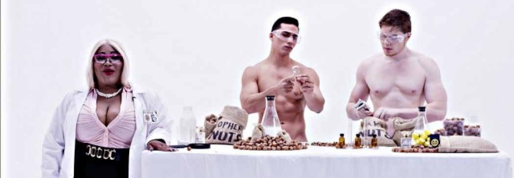 Topher DiMaggio and The New Cologne That Smells Just Like Nutella!