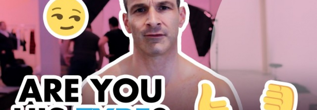 What's your kind of guy??? Gay Dating App goes Behind the Scenes to find out!!!