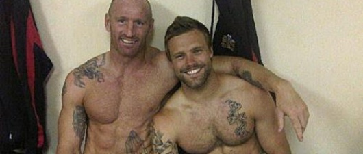 Gareth Thomas- Gay rugby star's story to be made into Hollywood film