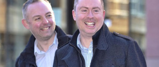 Gay couple from the UK wins lawsuit against hotel that refused to let them share a room