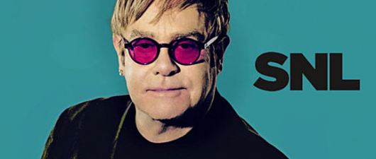 Elton John To Host April SNL