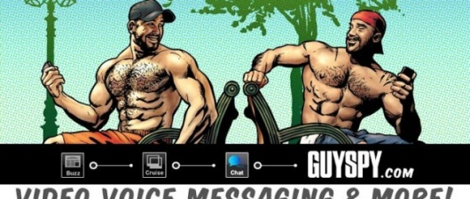 New version of GuySpy for iPhone! Now with VIDEO!