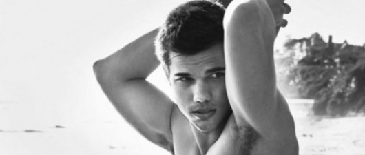 Jorge's Fave Guy of the Day: Taylor Lautner