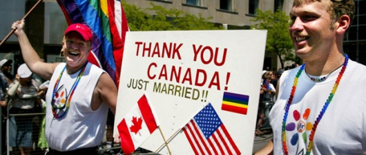 Canada Forcibly Divorces Thousands Of Foreign Gay Couples