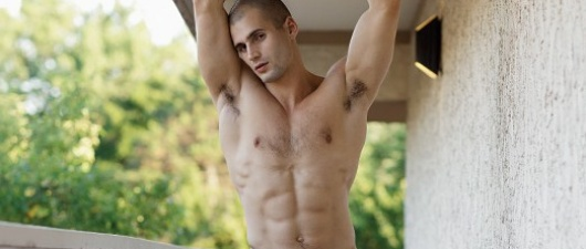 "New York Guyd: ""Magic Mike"" and Todd Sanfield's Massive Might!"
