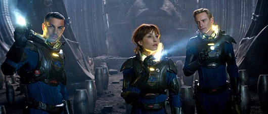 "Movie Guyd: Does ""Prometheus"" Reach for the Stars?"