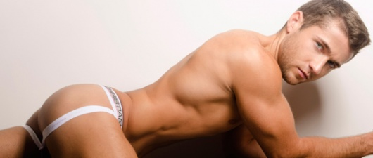 GuySpy's Man for October: Colby Melvin Gets Briefed