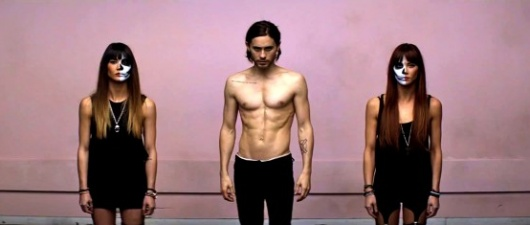 """EyeSpy: Thirty Seconds to Mars Gets It """"Up"""""""