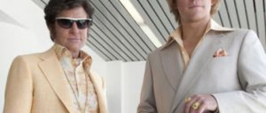 "From Mother Jones: Soderbergh's ""Behind the Candelabra"" Is on HBO and Not in Theaters Because It's Too Gay"