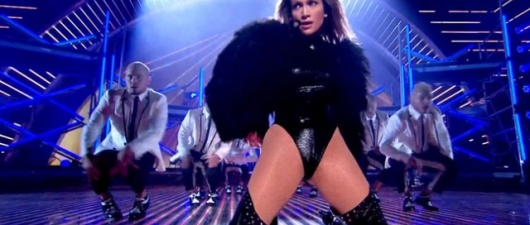 Video Feed: J.Lo's Booty Has Talent!