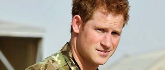 "Prince Harry Saved Me from Gay Hate Attack, Says Squaddie (from ""The Daily Beast"")"