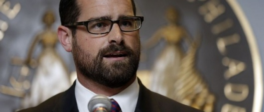 Brian Sims, Pennsylvania Lawmaker, Silenced On DOMA By Colleagues Citing 'God's Law' (from 'The Huffington Post')