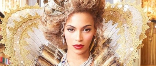 Beyonce's Identity Crisis, by Aristotle Eliopoulos