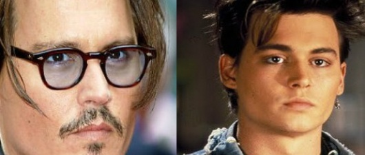 Johnny Depp, Now & Then