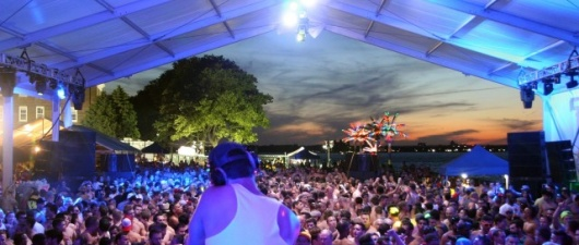 Matinee New York Party Returns to Governors Island!