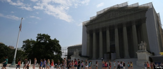 Supreme Court DOMA Decision Rules Federal Same-Sex Marriage Ban Unconstitutional (from 'The Huffington Post')
