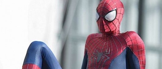 Is Spidey Getting Ready for Gay Pride? (Photo POP Up)