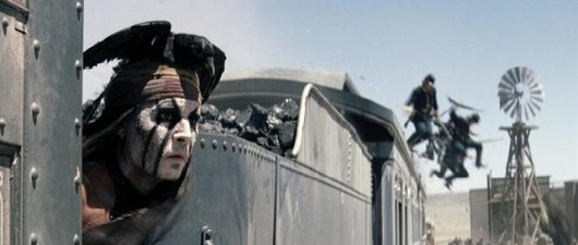 'The Lone Ranger' Flops at Holiday Box Office (from The Associated Press)
