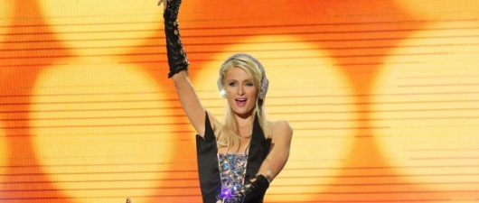 Paris Hilton, Ibiza: Grow Up Ravers, Just Enjoy The Show