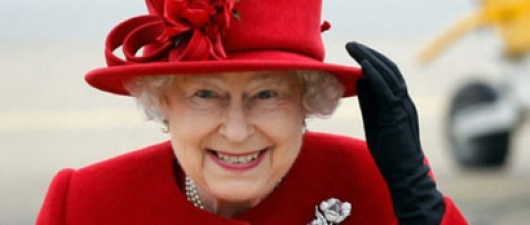 Queen Elizabeth II Gives Royal Stamp Of Approval To Same-Sex Marriage (From The Associated Press)