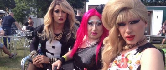 London Pride 2013: Summer Rites Festival