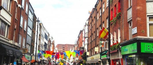 London Pride: The Soho Street Party