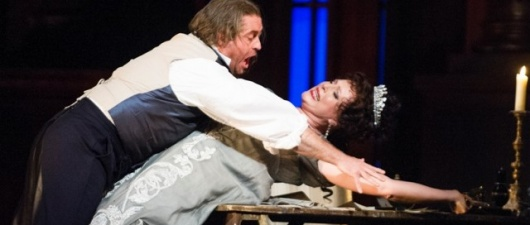 London Theatre: Tosca For Free!