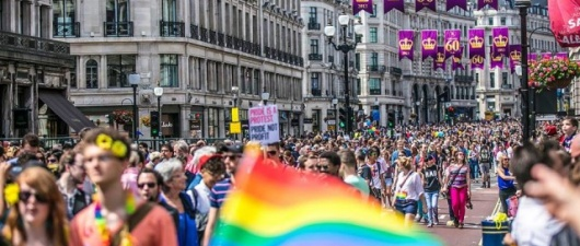 London Pride: The Parade