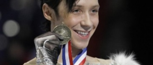 Johnny Weir Opposes Russian Olympic Boycott (From Queerty)
