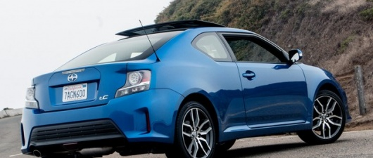 Coupe Scoop: The Scion tC, By Phillip Ruth