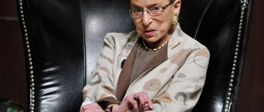 Supreme Court Justice Ginsburg To Officiate At Same-Sex Marriage