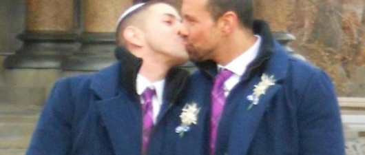 Under The DOMA: The Marriage Of Matt And Uri, By Matt Tratner-Katz
