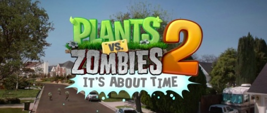 Time Travelling With Plants vs Zombies 2: It's About Time
