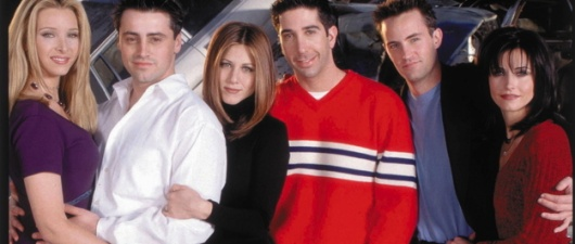 25 Fascinating Facts You Might Not Know About 'Friends' (From BuzzFeed)