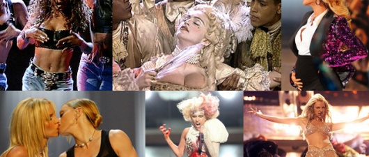 The 10 Greatest Diva Performances In MTV VMAs History (From Queerty)