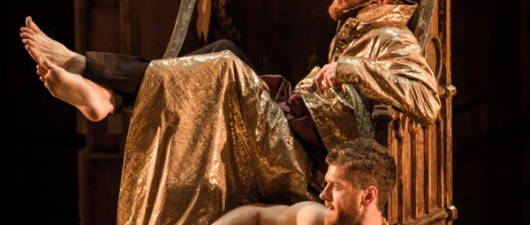 London Theatre: Royal Gay Love And Lust In Edward II