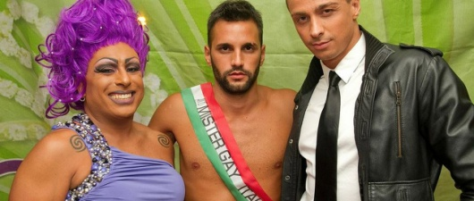 GuySpy Italiano! Mr Gay Italia 2013: From Soccer To Fame