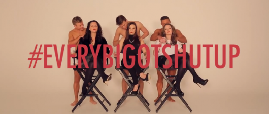 Feminist Anthem 'Defined Lines' Robin Thicke And Pharrell Parody
