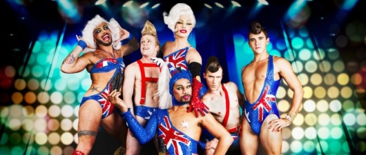 Brief Encounters Of The Gayest Kind: BRIEFS Lands In London!